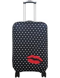 Explore Land Spandex viaje equipaje cubierta Carretilla caso protectora cubierta