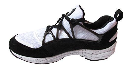 NIKE Air Huarache PRM clair Baskets pour homme 708831Sneakers Chaussures black white 010
