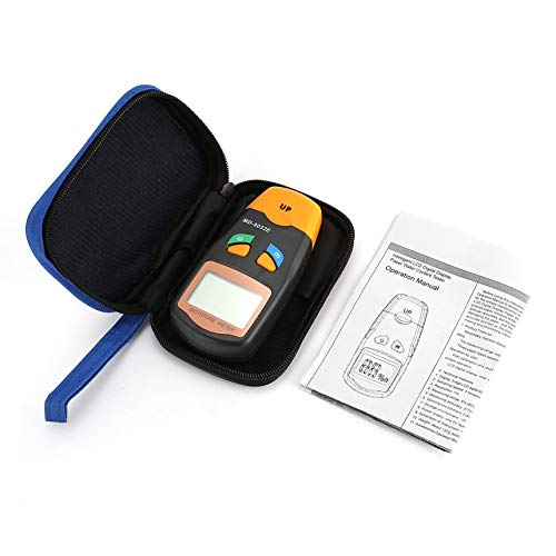 MD-9032E Digital LCD Papier Feuchtigkeit Feuchtigkeit Meter Analyzer Hygrometer Timber Damp Detector Testbereich 5% - 40%