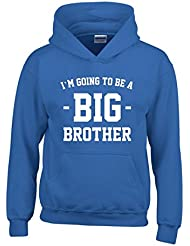 Direct 23 Ltd Going To Be A Big Brother Boys Hoodie