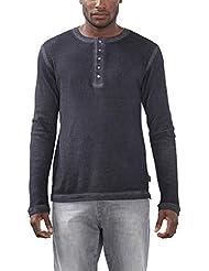 Esprit 096ee2k016, T-Shirt à Manches Longues Homme