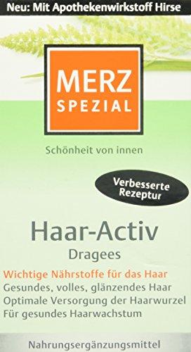 Merz Spezial Haar-Activ Dragees, 120 Stck
