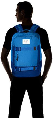 ONeill - Bm Boarder Plus Backpack, Zaini Uomo Blu (Turkish Sea)