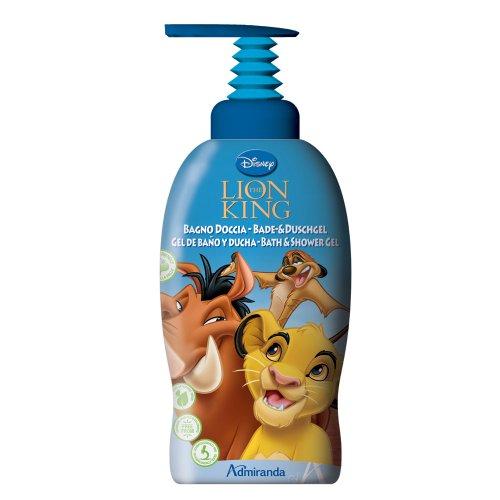 Disney 71831 Bagno Doccia, The Lion King, Blu