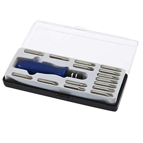 Ben-gi 16 in 1 Schraubendreher Set Multifunktions Magnetic Schraubendreher Werkzeug Kit Telefon PC Reparatur-Öffnungs-Werkzeuge Disassemble -