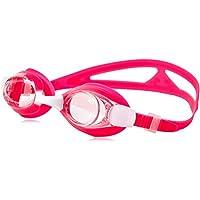 Aqua Speed Aliso Youth - Gafas de natación para niños, Infantil, 5908217658616, Rosa y Blanco, Talla única