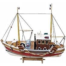 Barco De Pesca, Dos Mástiles Barca, Maqueta De Barco, Barco Modelo