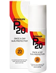 Riemann P20 Once a Day 10 Hours Protection SPF20 Sunscreen 100ml by RIEMANN P20