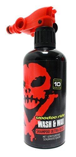 Autopflege Voodoo Ride ® - Wash & Wax Autowäsche Konzentrat Reiniger Tuning Glanz Pflege - DUB