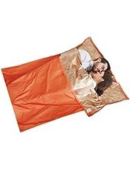 Outdoor Camping Wandern ueberleben Shelter Doppelschlaf Bivvy Biwaksack Liner