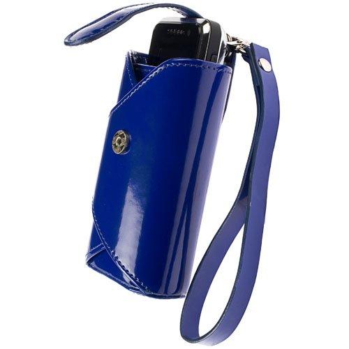 """Krusell EM59503 4"""" Funda de protección Azul funda para teléfono móvil - Fundas para teléfonos móviles (Funda de protección, Alcatel, Alcatel Ot-282, 10,2 cm (4""""), Azul)"""