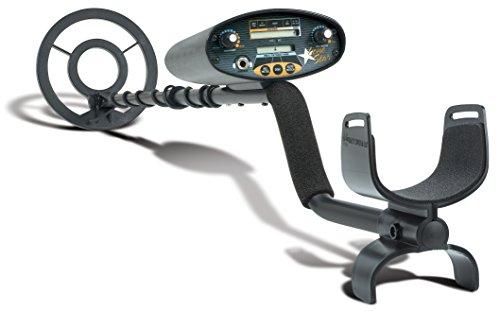 Preisvergleich Produktbild Bounty Hunter Lone Star Metalldetektor Metallsuchgerät mit 5-Segment-Zielobjekt-Identifizierung