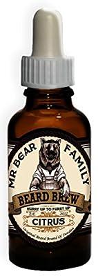 Mr. Bear Family Bartöl