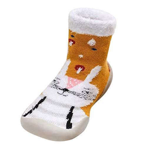 Baby Mädchen Junge Kleidung Cartoon Weihnachten Weihnachten Winter warme Socken Schuhe