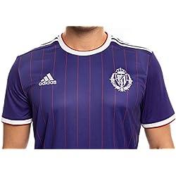 Camiseta oficial 2ª equipación del Real Valladolid C.F. Temporada 2019/20, Hombre, Talla M