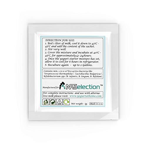 Natural Probiotic Selection