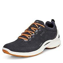 ECCO Biom Fjuel, Low Rise Hiking Shoes Men's, (Navy), 8 UK EU