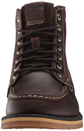 Timberland - Grantly Boot Nwp Dark, Stivali da montagna Uomo Dark Brown
