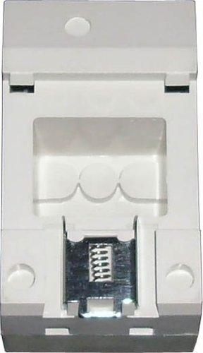 Einbau Schuko- Steckdose für Schaltschrank Zählerschrank auf Hutschiene - 2