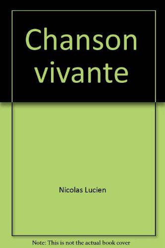 Chanson vivante
