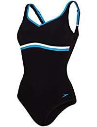 Speedo Damen Contourluxe 1 Piece Swimwear