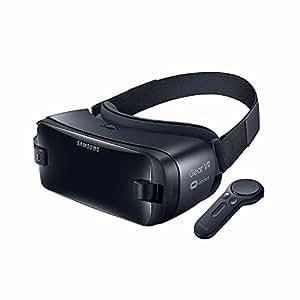 Samsung Casque New Gear VR avec contrôleur Noir - Compatible S8/S7/S6