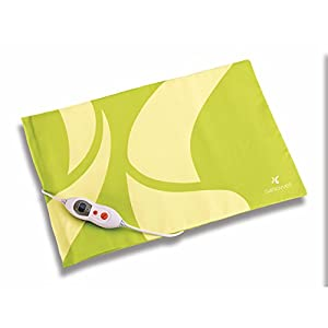 Sanowell ComfortTherm XXL Heizkissen hellgrün 40 x 60 cm Wärmekissen