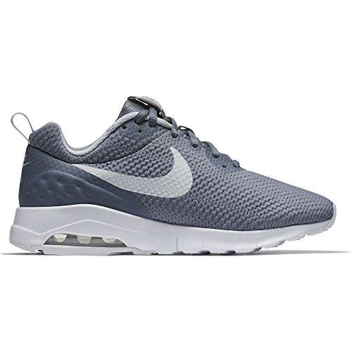 Nike Wmns Air Max Motion Lw, Chaussures de Gymnastique Femme blaugrau / weiß