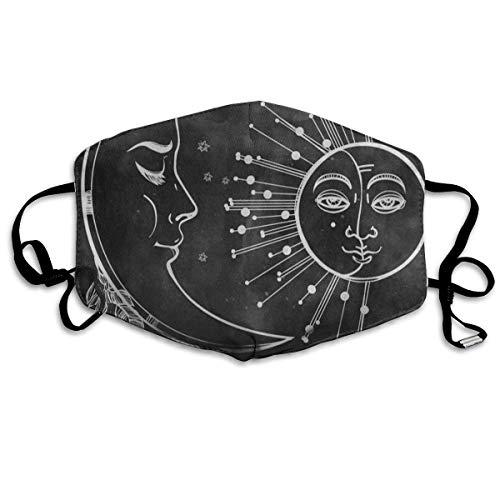Zcfhike Benutzerdefinierte Mundmaske Anti-Staub-Hipster Katze Kätzchen grüne Gras Fußball Gesichtsmaske atmungsaktive Maske mit Verstellbarer Ohrschlaufe Winddicht und warm Design3