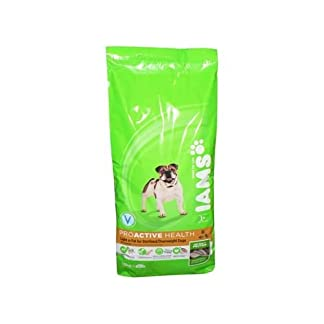 IAMS for Vitality Light in Fat Adult Dog Food with Fresh Chicken, 2kg 10
