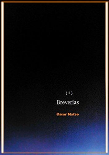 Breverías (Blues del racimo impar nº 1) por Oscar Mateo