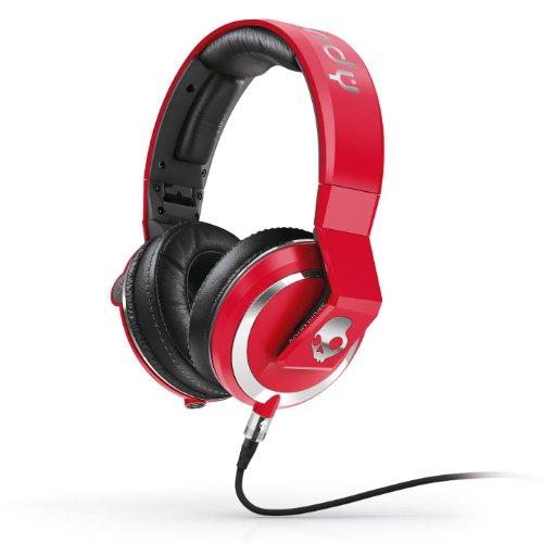 Preisvergleich Produktbild Skullcandy S6MMDM-059 MixMaster DJ 2.0 Headset mit Mic3 rot