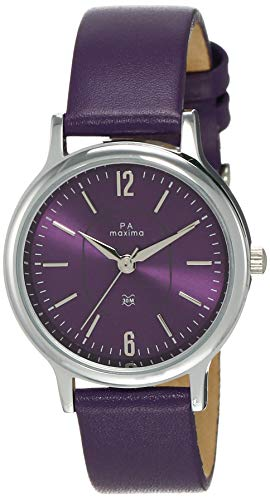 MAXIMA Analog Purple Dial Women's Watch - 51630LMLI