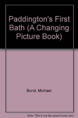 Paddington's First Bath