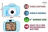 Jicson J77 Digital Camera, Recorder Camera 800W HD 2.0 Inch Screen Video Front