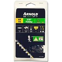 """Arnold 1191-X1-0018 - Cadena para motosierra (3/8"""" Hobby, 1,3 mm, 57 eslabones, para espadas de 40 cm)"""