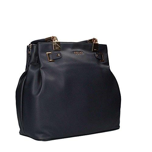 LIU JO A67136 E0027 Shopping Donna Blu TU Blu