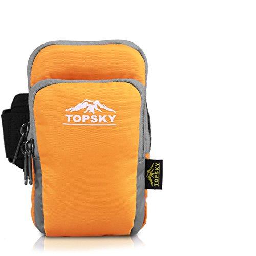Outdoor laufende Handy Arm Tasche/ die Bewegung Arm Taschen/ Fitness Ausrüstung Handgelenk Tasche B