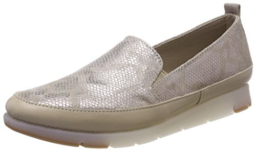 Aerosoles FAST LANE MIX BAMBOO Mocasines Mujer, Beige (Ivory), 36 EU (3.5 UK)