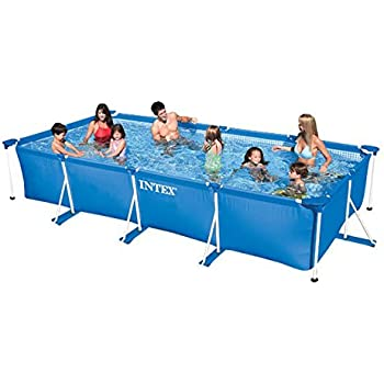 Splash Jr Frame Pool  X  H   Filtre  Cartouche AmazonFr