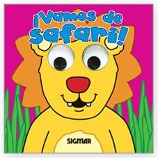Vamos de safari!/Let's Go on a Safari! (Benteveo)
