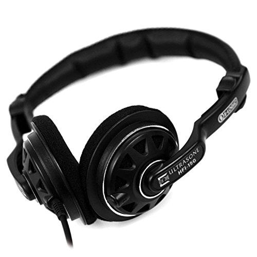 Ultrasone, HFI 15 G, Kopfhörer, Schwarz - 5