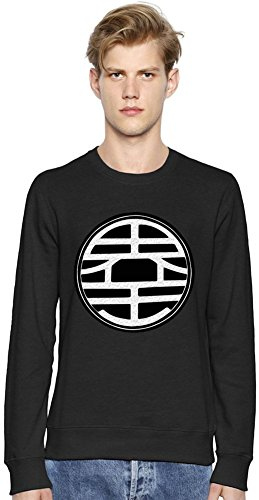 Dragon Ball Z Capsule Unisex Sweatshirt Large