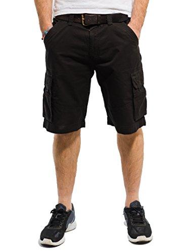 Banqert - Short - Homme Noir - Noir