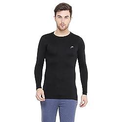 Proline Mens Black T-Shirt(CM002BK)