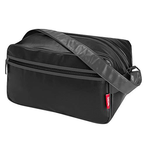 Cabin Max® - Arezzo Stowaway XL wasserfests Premium Handgepäck 20 x 40 x 25 cm Schultertasche perfekt als Reisetasche für Ryanair Flüge 20 Liter mit Organisationsfächern