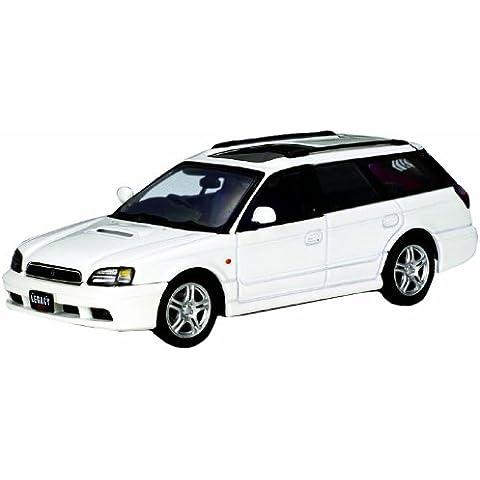 AUTOart - Macchinina Subaru Legacy GTB 1999, scala 1:43