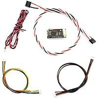 BGNing RadioLink PRM-03 Module de télémétrie OSD pour AT9S AT10 Combinaison de drone télécommandée PIX APM R9D R9DS R10D R10DDI R10DS R12DS