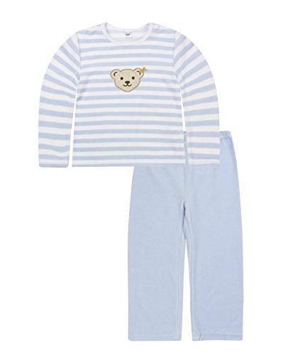 Steiff Jungen Zweiteiliger Schlafanzug blau