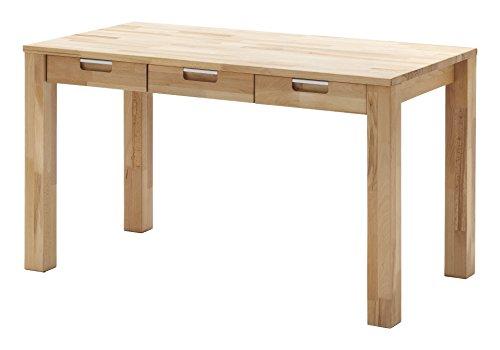 Robas Lund, Tisch, Schreibtisch, Cento I, Kernbuche/Massivholz, 79 x 18 x 18 cm, 40301KB1